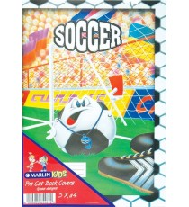 Marlin Precut book covers A4 Fancy Designs 5's - 1 design per pack - various designs