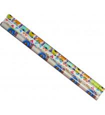 Delight Gift wrap Everyday assorted designs 1m x 700mm 3 pack