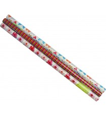 Delight Gift wrap Everyday assorted designs 1m x 700mm Single Roll