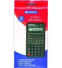 Marlin Scientific calculator 10 digit in box 56 functions