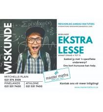 Master Maths Short Course A6 Flyer : Packs of 250