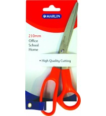 Marlin scissors orange handle 210mm