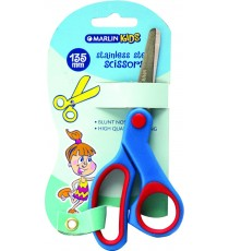 Marlin Kids scissors beginners 135mm