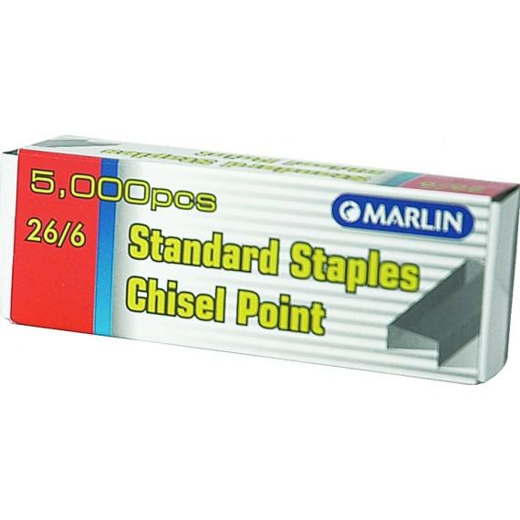 Marlin Staples 5000's 26/6