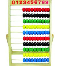 Marlin Wooden frame abacus 100 beads