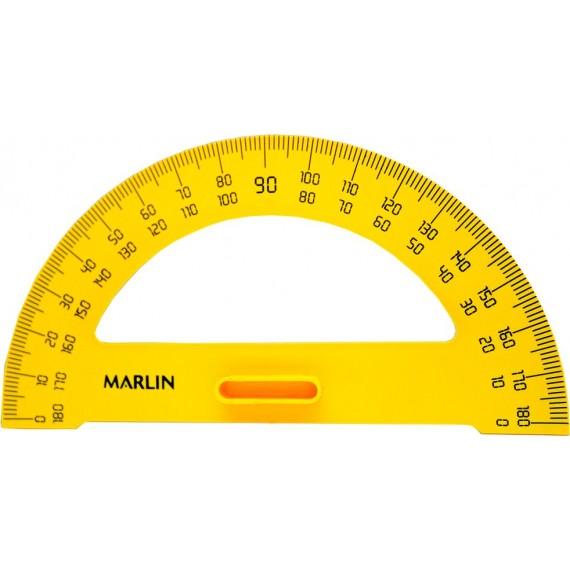 Marlin chalkboard protractor