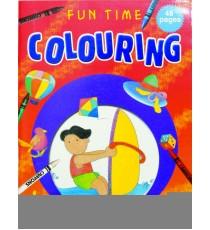 Marlin Fun time colouring books 48 page