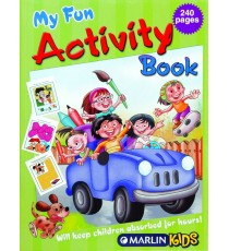 Marlin Activity books 240 page