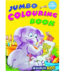 Marlin Jumbo colouring books 304 page