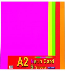 Marlin A2 project boards 5's asst. neon colours