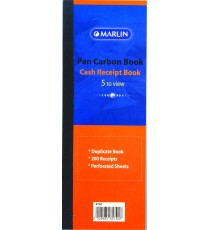 Marlin 5 to view Cash Receipt book