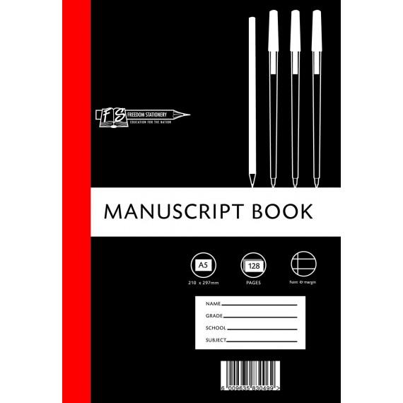 A5 Manuscript Bks F/M