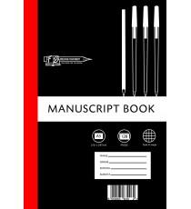 A5 Manuscript Bks Q/M