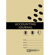 A4 Accounting Bks 8MC Accounting Jrnl.