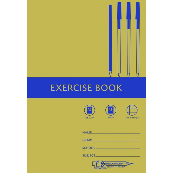 A5 Exercise Bks F/M