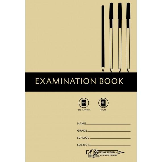 A4 Exam Bks