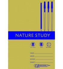 A4 Nature Study Bks F/M