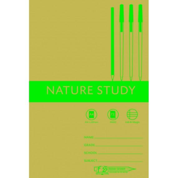A4 Nature Study Bks I/M