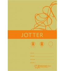 A4 Jotter Unruled