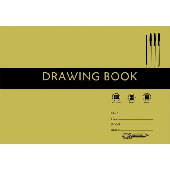 A4L Drawing Bks - No Tissue