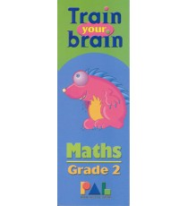 TRAIN YOUR BRAIN GRADE 2 MATHS