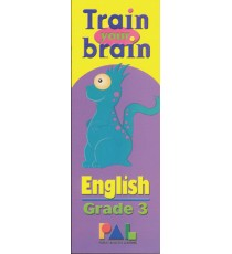 TRAIN YOUR BRAIN GRADE 3 ENGLISH