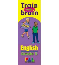 TRAIN YOUR BRAIN GRADE 5 ENGLISH