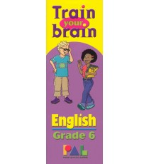 TRAIN YOUR BRAIN GRADE 6 ENGLISH