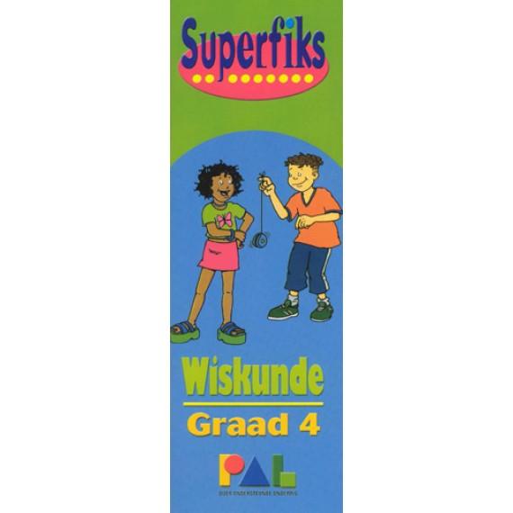 SUPERFIKS GRAAD 4 WISKUNDE