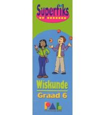 SUPERFIKS GRAAD 6 WISKUNDE