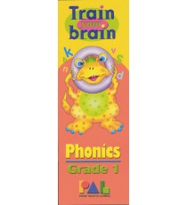 TRAIN YOUR BRAIN GRADE 1 PHONICS