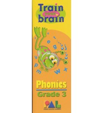 TRAIN YOUR BRAIN GRADE 3 PHONICS