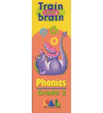 TRAIN YOUR BRAIN GRADE 2 PHONICS