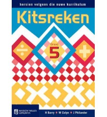 Kitsreken Graad 5 Leerdersboek