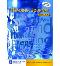 Reading Journal Grades 5 - 9 Resource Book