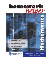 Mathematics Homework Helper Grade 7-9
