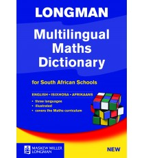 Longman Multilingual Maths Dictionary