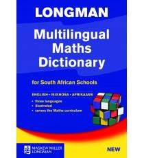 Longman Multilingual Maths Dictionary