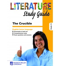The Crucible Lit Study guide