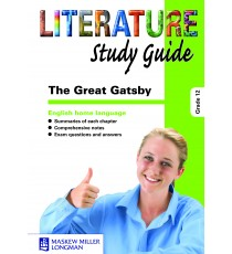 The Great Gatsby Lit Study guide