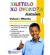 Vukosi i Mberha Study Guide (Xitsonga)