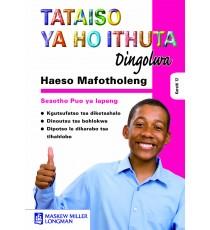 Haeso Mofotholeng Study Guide (Sesotho)