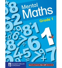 Mental Maths Learner's Book Gr 1