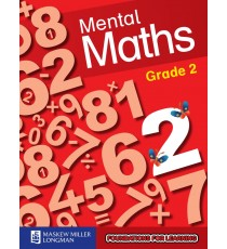 Mental Maths Learner's Book Gr 2