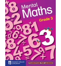 Mental Maths Learner's Book Gr 3
