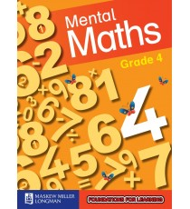 Mental Maths Learner's Book Grade 4