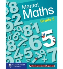 Mental Maths Learner's Book Grade 5