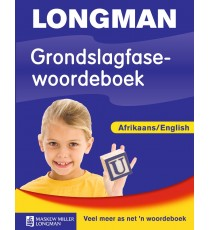 Grondslagfasewoordeboek / Foundation Phase Dictionary Afrikaans/English