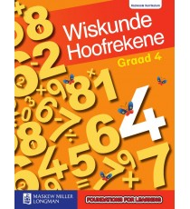 MENTAL MATHS GR 4 - AFRIKAANS