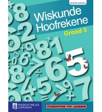 MENTAL MATHS GR 5 - AFRIKAANS